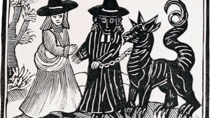 Before Salem How the Historic Persecution of Witches Led to the Infamous Salem Witchcraft Trials