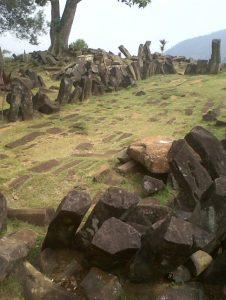 Gunung Padang Megalithic Site